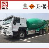 HOWO 8m3 10m3 Cement Mixer Truck 336/371HP 6*4 Concrete Truck for Sale