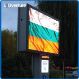 P3 P4 P6.67 P10 Full Color Indoor Outdoor Front Service LED Display Screen for Advertising