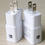 Universal Real 5V/2A EU Us Adaptive USB Wall Charger Adapter for Samsung Note4.7100