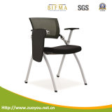 Factory Popular Wholesale Modern School Conference Folding Study Chair with Adjustable Writing Board H606c-1
