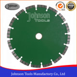 230mm Laser Diamond Turbo Saw Blade for Cured Concrete Cutting