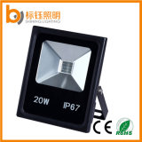 20W AC85-265V Outdoor Lighting Waterproof IP67 LED Floodlight