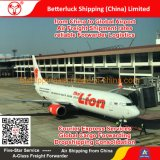 from China to Thailand Bangkok(DMK)Don Mueang Airport Air Freight Shipment rates reliable Forwarder Logistics