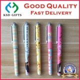Cheap Gift Roller Print Ball Pens, Office Stationery