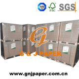 787*1092mm Uncoated Woodfree Offset Paper for Book Printing