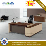 China Office Furniture L Shape Boss Executive Table (NS-ND107)