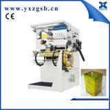 Semi-Automatic Backward Welding Machine of Tin Retangular Square Can