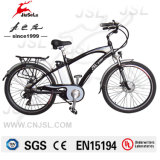 250W Suspension Fork Brushless Motor 36V Mountain E Bicycle (JSL037A-6)