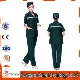 Factory Customized High Quality Hospital Scrubs Garments Wear Supplierv