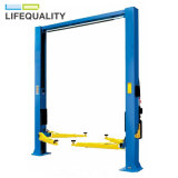 9000lbs Automatic Control Clear Floor Two Post Car Lifts