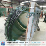 Custom Toughened Bent/Sheet Laminated Glass for Decorative/Door Glass