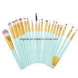 High Quality 20PCS Colorful Makeup Brush Set