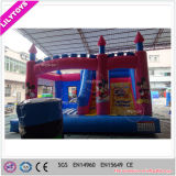 Hot Commerical Inflatable Bouncer Combo for Kids Party Rentals