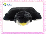 Black Penguin Cheap Plush Pillow Cushion (XDT-0174)