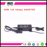 12V 5A 60W, DC12V 60W, LED Charger, Constant Voltage LED Power Supply, LED Strip Power 60W Adaptor, 60W Adapter