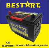 12V75ah Premium Quality Bestart Mf Vehicle Battery JIS 75D31r-Mf