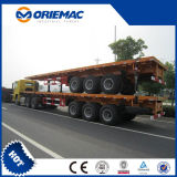 China New 40 Ton Flatbed Trailer with Good Price
