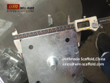BS1139 Scaffolding Footplate Steel Spigot Base Plate