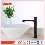 High Quality Watermark Certificated Black Basin Faucet with Cheap Price