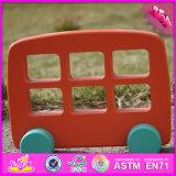 2016 Wholesale Baby Wooden Model Car, Funny Kids Wooden Model Car, Most Popular Children Wooden Model Car W04A259
