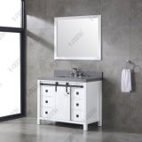 New Design High Quality Solid Wood Bath Furniture Cabinet