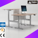 Electric Sit Stand Office Workstation Desk with Height Adjustment