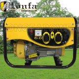 6.5HP 2.5kw 2.5kVA Portable Gasoline Generating Set