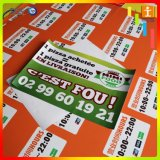 Factory Price PVC Vinyl Window Sticker with RoHS Certification (TJ-024)