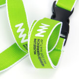Promotional Cheap Nylon Lanyards with Logo Printing and Safe Buckle
