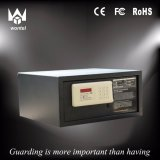 Hotel Electronic Code and LCD Display Safe Box Fixed on Wall