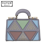 Colorful Handbags of PU Leather Handbag