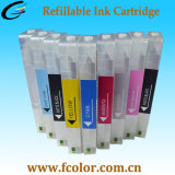 Refillalbe Ink Cartridge for Epson PRO 7910 9910 Wide Format Printer