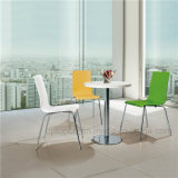 Restaurant and Cafe Used Polypropylene Plastic Dining Chair (SP-UC202)