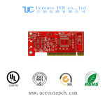 Professional Red Mask PCB with Good Quality