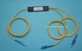 1*2 Fiber Optic Coupler (connector SC PC CATV PON FTTH)