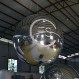Inflatable Mirror Ball with Silver Mirror Cloth (BL-088)