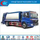 Foton Loading Capacity 6cbm Compactor Garbage Truck for Sale