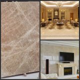 Light Emperador Marble Slab for Wall/ Floor Tile Decoration
