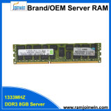 Low Voltage Registered PC3l-10600r DDR3 2rx4 8GB Server RAM Price