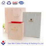 Luxury Custom Made Cheap Shopping Fashion Popular Paper Bag with Your Own Logo