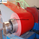 Ral Color 0.13-1.5mm Z60-Z275 Tsgcc Prepainted Steel Coil for Factory Buildings