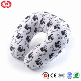 Dog Printed Lovely Kids Gift Inflated Travel Neck Pillow
