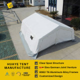 Strong Military Tent with Canvas Fabric for Army Use (hy022g)