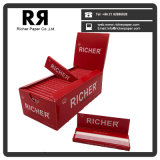 Slow Burning Cigarette Single Width Rolling Papers