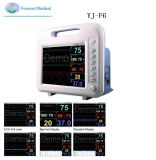 Hot Sale Hospital ICU Bedside Cardiac Monitor Yj-F6 Patient Monitor