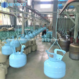 Low Pressure Balloon Helium Gas Cylinder Can Filling Helium Gas