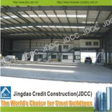Partial Two Layers Steel Structure Warehouse
