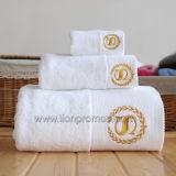 Hotel&Resorts, SPA Customized Logo Face Towel, Bath Towel, Hand Towel Set