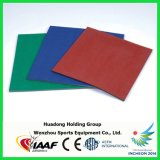 Prefabricated Synthetic Rubber Flooring for Track and Field