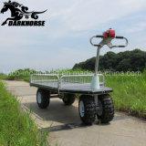 DH E-BL500 Motorized Platform Carts Powered Beach Carts
